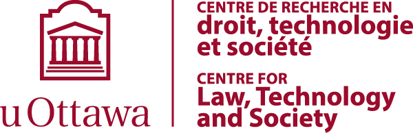 Logo of UOttawa Centre for Law, Technology and Society